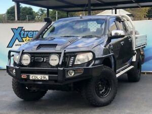2012 Ford Ranger PX XLT Grey Manual Utility Campbelltown Campbelltown Area Preview