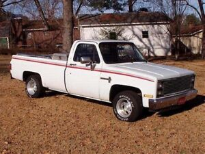 WANTED : 1985 Square body