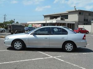 2006 Holden Commodore VZ MY06 Executive Silver 4 Speed Automatic Sedan Maidstone Maribyrnong Area Preview