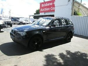 2005 BMW X3 E83 MY05 Steptronic Black 5 Speed Sports Automatic Wagon Coopers Plains Brisbane South West Preview