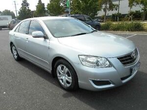2007 Toyota Aurion GSV40R AT-X Silver 6 Speed Sequential Auto Sedan Maidstone Maribyrnong Area Preview
