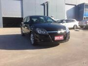 2006 Holden Astra AH MY06.5 CDTi Black 6 Speed Manual Hatchback Newport Hobsons Bay Area Preview