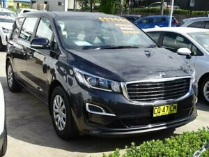 2018 Kia Carnival YP MY18 S Grey 6 Speed Automatic Wagon Ulladulla Shoalhaven Area Preview