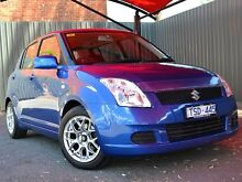 2006 Suzuki Swift RS415 Blue 5 Speed Manual Hatchback Fawkner Moreland Area Preview