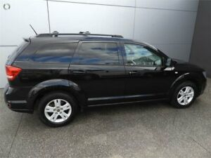 2014 Fiat Freemont JF Urban Black 6 Speed Automatic Wagon Coburg North Moreland Area Preview