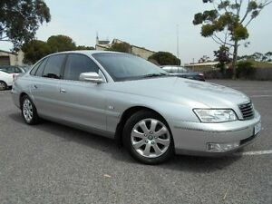2004 Holden Statesman WK V8 Silver 4 Speed Automatic Sedan Maidstone Maribyrnong Area Preview