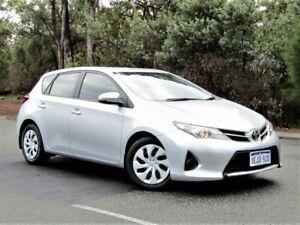 2013 Toyota Corolla ZRE182R Ascent Sport S-CVT Silver 7 Speed Constant Variable Hatchback Kalamunda Kalamunda Area Preview
