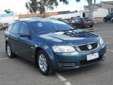 2011 Holden Commodore VE II Omega Karma Blue 6 Speed Automatic Sportswagon Maidstone Maribyrnong Area Preview