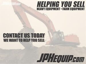 We *Help You* Sell Your Heavy Equipment? JPHequip.com
