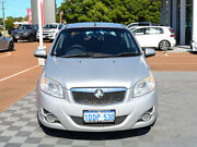 2009 Holden Barina TK MY09 Silver 5 Speed Manual Hatchback Alfred Cove Melville Area Preview