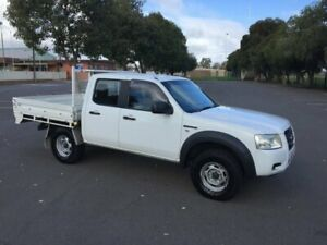 2008 Ford Ranger PJ 07 Upgrade XL (4x2) 5 Speed Automatic Dual Cab Pick-up Clarence Gardens Mitcham Area Preview