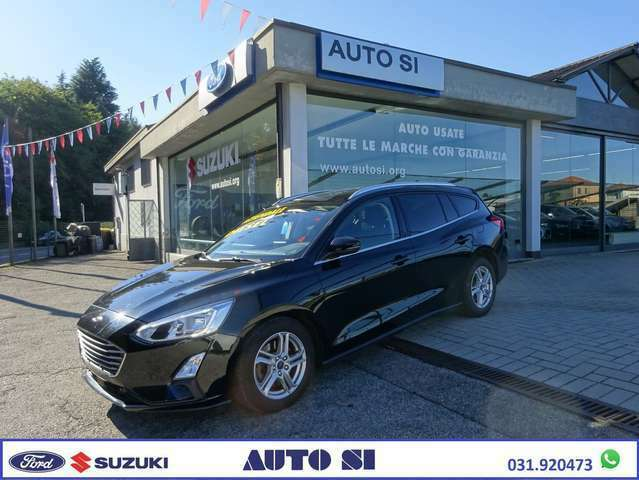 Ford Focus 1.5 EcoBlue 120 CV SW Cool&Connect