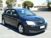 2005 Toyota Corolla ZZE122R Ascent Seca Black 4 Speed Automatic Hatchback Maidstone Maribyrnong Area Preview
