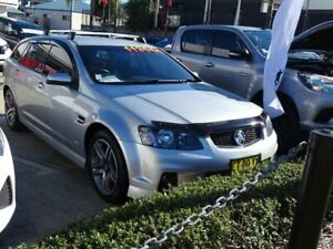 2012 Holden Commodore VE II MY12 SV6 Silver 6 Speed Automatic Sportswagon Ulladulla Shoalhaven Area Preview