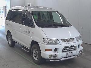 2000 Mitsubishi Delica SPACE GEAR CHAMONIX 4WD Low Mileage/Kilom