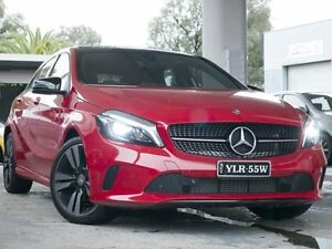 2016 Mercedes-Benz A200 W176 807MY D-CT Red 7 Speed Sports Automatic Dual Clutch Hatchback Pearce Woden Valley Preview