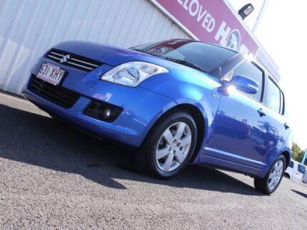 2009 Suzuki Swift RS415 100th Anniversary Blue 5 Speed Manual Hatchback