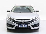 2016 Honda Civic MY16 VTi-S Silver Continuous Variable Sedan Jandakot Cockburn Area Preview