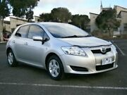2009 Toyota Corolla ZRE152R MY09 Ascent Silver 6 Speed Manual Hatchback Braybrook Maribyrnong Area Preview