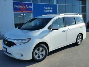 2011 Nissan Quest SV 7 pass