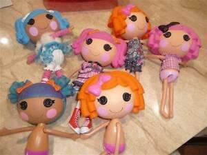 bag of large la la loopsie dolls Salisbury Heights Salisbury Area Preview