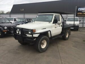 1993 Toyota Landcruiser HZJ75RP (4x4) 5 Speed Manual 4x4 Lilydale Yarra Ranges Preview