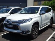 2017 Mitsubishi Pajero Sport MY17 GLS (4x4) 7 Seat White 8 Speed Automatic Wagon South Nowra Nowra-Bomaderry Preview