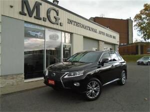 2013 Lexus RX 350 Touring Pkg AWD w/Leather/Roof/Navi