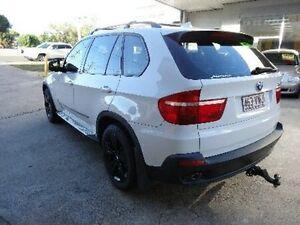 2009 BMW X5 E70 MY09 xDrive30d Steptronic White Semi Auto Wagon Kippa-ring Redcliffe Area Preview