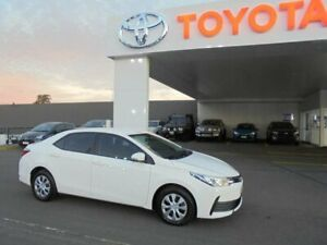 2017 Toyota Corolla ZRE172R MY17 Ascent Glacier White 7 Speed CVT Auto Sequential Sedan South Hurstville Kogarah Area Preview