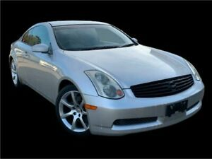2003 Nissan Skyline V35 350GT Silver 6 Speed Manual Coupe Slacks Creek Logan Area Preview