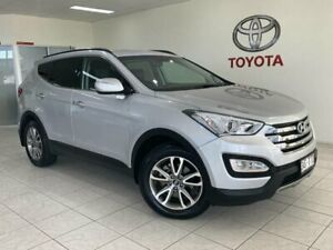2014 Hyundai Santa Fe DM MY15 Elite CRDi (4x4) Silver 6 Speed Automatic Wagon Parramatta Park Cairns City Preview