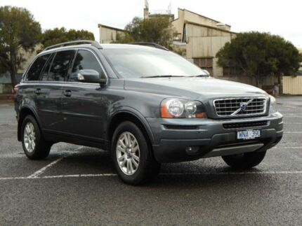 2008 Volvo XC90 MY07 3.2 Grey 6 Speed Automatic Geartronic Wagon Braybrook Maribyrnong Area Preview