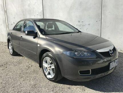 2006 Mazda 6 GG 05 Upgrade Classic Grey 5 Speed Auto Activematic Sedan Frankston North Frankston Area Preview