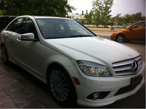 2010 Mercedes-Benz C 250 4Matic Sedan