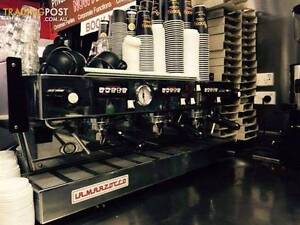 Second La Marzocco Linea Three group Av Low Cup Coffee Machine Roselands Canterbury Area Preview