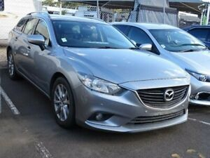 2013 Mazda 6 6C Touring Silver 6 Speed Automatic Wagon South Nowra Nowra-Bomaderry Preview