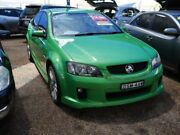 2010 Holden Commodore VE II SV6 Green 6 Speed Sports Automatic Sedan Colyton Penrith Area Preview