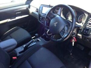 2015 Mitsubishi Outlander ZJ MY14.5 ES 4WD Grey 6 Speed Constant Variable Wagon