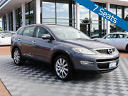 2008 Mazda CX-9 TB10A1 Luxury Grey 6 Speed Sports Automatic Wagon Alfred Cove Melville Area Preview