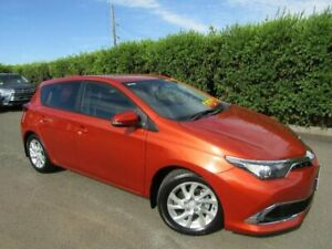 2017 Toyota Corolla ZRE182R MY17 Ascent Sport Inferno 7 Speed CVT Auto Sequential Hatchback Tamworth Tamworth City Preview