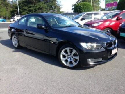 2009 BMW 320D E91 MY10 EXECUTIVE TOURING ST Black Semi Auto Coupe