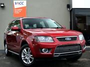 2010 Ford Territory SY Mkii TS RWD Limited Edition Seduce 4 Speed Sports Automatic Wagon Fawkner Moreland Area Preview