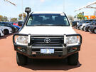 2014 Toyota Landcruiser VDJ200R MY13 GX (4x4) White 6 Speed Automatic Wagon Jandakot Cockburn Area image 2