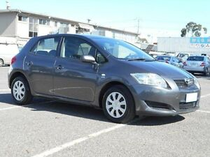 2008 Toyota Corolla ZRE152R Ascent Grey 6 Speed Manual Hatchback Maidstone Maribyrnong Area Preview