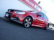 2015 Holden Commodore VF MY15 SV6 Storm Red 6 Speed Sports Automatic Sedan Avoca Bundaberg City Preview