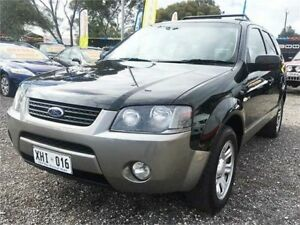 2005 Ford Territory SX TX (4x4) Black 4 Speed Auto Seq Sportshift Wagon Elizabeth West Playford Area Preview