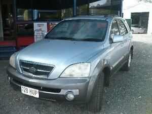 2004 Kia Sorento BL EX Blue Automatic Wagon Nanango South Burnett Area Preview