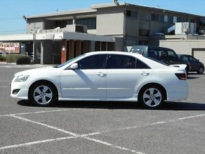 2008 Toyota Aurion GSV40R Sportivo ZR6 White 6 Speed Sequential Auto Sedan Maidstone Maribyrnong Area Preview