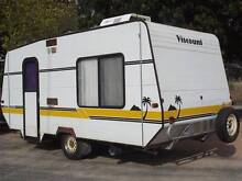 #1852 Viscount 16' Seabreeze Roof air, Island bed, 12rego Penrith Penrith Area Preview